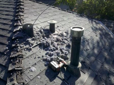 We do dryer vent cleaning
